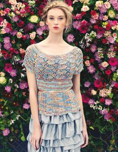L7-02 Noema : Louisa Harding Patterns : Designer Yarns
