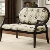 Found it at Wayfair - Contemporary Upholstered Bench