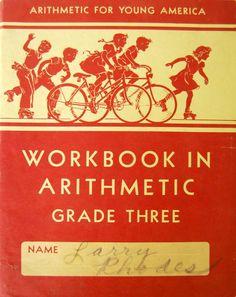 vintage school book - Google Search