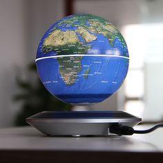 Science Museum Globe flottant