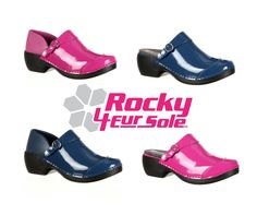 Patent Leather Styles perfect for the woman on the go! 4EurSole.com