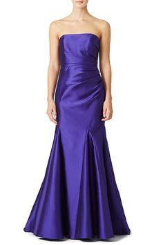 Reception dress. Badgley Mischka