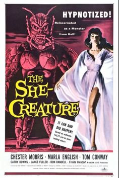 She Creature, The (1956)