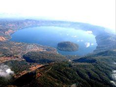 Coatepeque Lake - El Savador