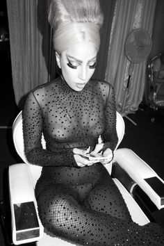 Lady Gaga Terry Richardson Photography