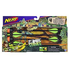 Nerf Zombie Strike Arrow Refill -- Want to know more, click on the image. (This is an affiliate link) #BlastersFoamPlay