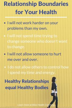 Boundaries - Do you have stressful relationships in your life? Setting up healthy boundaries is a smart way to keep your stress level low and your peace high. Find out how to set healthy boundaries in your relationships. Toxic Relationships, Healthy Relationships, Relationship Advice, Marriage Tips, Strong Relationship, Marriage Advice Quotes, Healthy Relationship Tips, Relationship Challenge, Distance Relationships