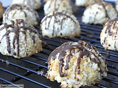 5 Ingredient Sugar-Free Coconut Macaroons are a beautiful holiday cookie to make for family and friends free of gluten, sugar, and low carb too!