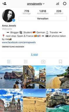 Follow me on Instagram... IFTTT Tumblr