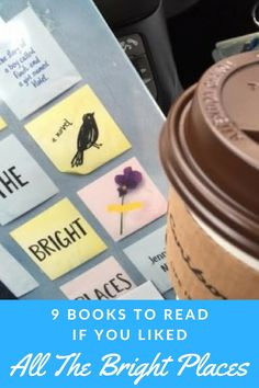 If you like Jennifer Niven's work, you'll love these nine books like All The Bright Places. If you liked All The Bright Places, read these books next.