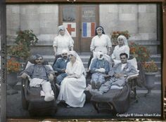 World War I in Color: The Autochromes of Albert Kahn