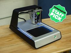 Kickstarter - Voltera:  Your Circuit Board Prototyping Machine's video poster - Conductive metal ink PCB printer.