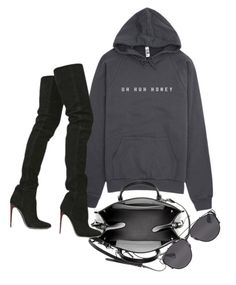 """""""Untitled #596"""" by rhiannonkennedy ❤ liked on Polyvore featuring Balenciaga, Christian Dior and Chanel"""