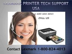 How to Download and Install a Lexmark Printer Drivers- CALL 1-800-824-4013 Toll free number.