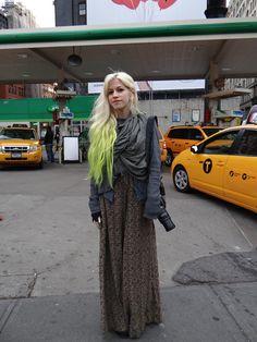 Street Style NYC Sideara