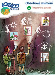 Piktogramy a symboly Určeno dětem od 5 - 8 let Soubor obsahuje 16 různých karet Karty obsahují tyto úkoly: * Zjednodušený obrázek – piktogram – Baseball Cards