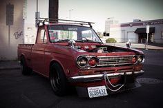 Datsun Pickup @ RDM Portland | Flickr - Photo Sharing!