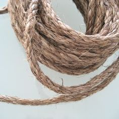 tie rope knot