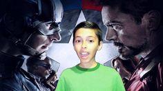 Film Review: Captain America - Civil War by KIDS FIRST! Film Critic Ryan R. #CaptainAmericaCivilWar