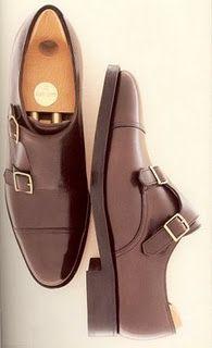 John Loeb double monkstraps always in style