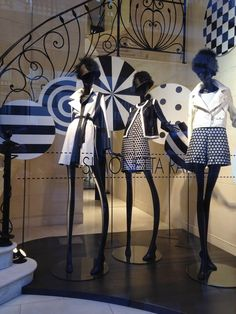 Simonetta Ravizza Spring 2015 - Milan fashion windows