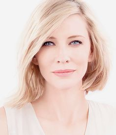 """Cate Blanchett epitomises the woman for whom I design. Her graceful figure shows off my clothes as they are meant to be seen and worn. With her growing maturity, she has come to embody the ideal Armani woman: serene, confident, elegant, and at ease with herself and with the world."" - Giorgio Armani"