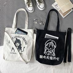 Bags For Teens, Shopper Bag, Handmade Bags, Canvas Tote Bags, Bag Making, Fashion Bags, Diaper Bag, Purses And Bags, Reusable Tote Bags