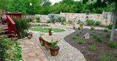 Texas Xeriscape Ideas   REFLECTIONS ON A XERISCAPE   Central Texas Gardening