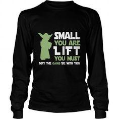 Lift You Must! Tshirt