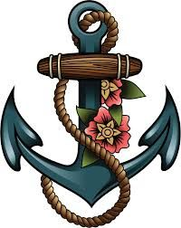 Anchor tattoos never go out of style. Although originally seen as tattoos for guys, nowadays anchor tattoos have reached new heights of popularity among girls. Presenting some of the most popular anchor tattoo designs and symbolism. Great Tattoos, Trendy Tattoos, New Tattoos, Girl Tattoos, Tattoos For Guys, Tattoos For Women, Tatoos, Tattoo Girls, Tattoo Old School