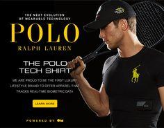 Ralph Lauren Introduces Wearable Technology