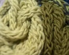 Borsa di cotone realizzata all'uncinetto handmade cotton