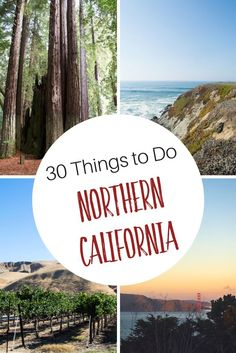 What to do in Northern California this fall; where to taste wine, hike, best nature spots in Northern California