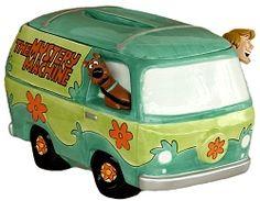 Scooby-Doo Cookie Jar