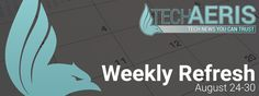 Weekly Refresh: Netflix Petitions FCC, iPhone Event Announced, Google vs Amazon, and more - August 24-30 - Techaeris