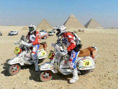 Vespa adventure Rider