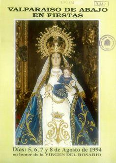 Fiestas en Valparaíso de Abajo (Cuenca), en honor de la Virgen del Rosario. Del 5 al 8 de agosto de 1994. Desfile de disfraces para niños. #Fiestaspopulares #ValparaísodeAbajo #Cuenca