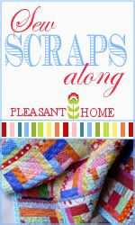 Sew Along with Jodi from Pleasant Home
