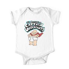 Captain Underpants Around The Christmas Tree Kid/'s T-Shirt