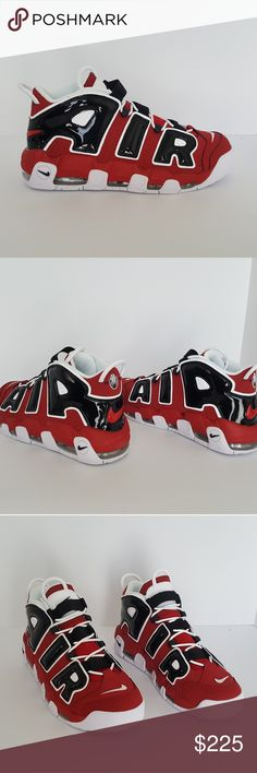 Nike Air More Uptempo '96 Brand New Size 12 Nike Shoes Athletic Shoes