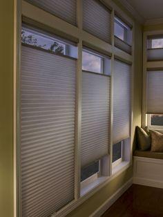 Improve Temperature Control With Window Treatments Eclectic Treatmentscustom Treatmentshoneycomb Shadeshunter Douglaswindow