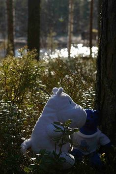 a Moomin in Finland #tovejansson