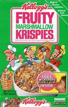Fruity Marshmallow Krispies