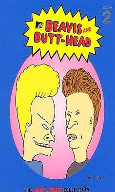 Beavis & Butt-Head: The Mike Judge Collection Vol. 2
