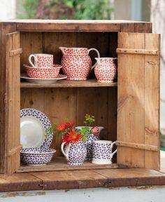 Emma Bridgewater 'Innibeg' pattern for Sarah Raven Kitchen