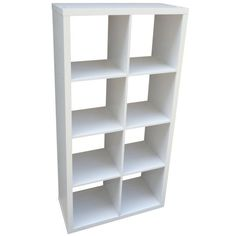 """Recollections™ Craft Storage System 8 Cube HoneycombRecollections Craft Storage System 8 Cube Honeycomb 24.8"""" x 11.14"""" x 49.41"""""""