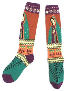 our lady socks