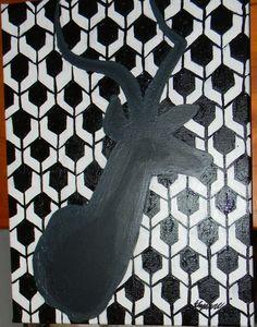 Elzanne Singels- Geometric Impala (2014)