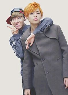 BTS | JHOPE and V