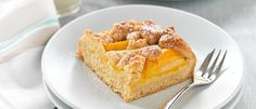 No Fuss Peach and Apple Shortcake recipe from Food in a Minute